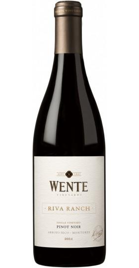 "Вино Wente, ""Riva Ranch"" Pinot Noir, 2017, 0.75 л"