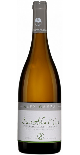 "Вино Alex Gambal, Saint-Aubin 1-er Cru ""Les Murgers des Dents de Chien"" AOC, 2017, 0.75 л"