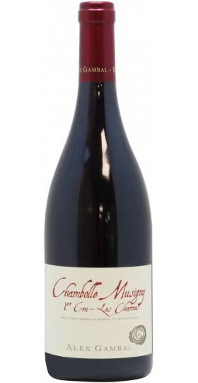 """Вино Alex Gambal, Chambolle-Musigny Premier Cru """"Les Charmes"""" AOC, 0.75 л"""