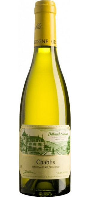 Вино Billaud-Simon, Chablis AOC, 375 мл