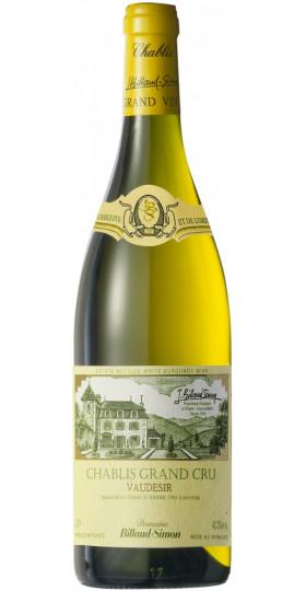 "Вино Billaud-Simon, Chablis Grand Cru ""Vaudesir"", 0.75 л"