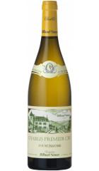 "Вино Billaud-Simon, Chablis Premier Cru ""Fourchaume"", 2017, 0.75 л"