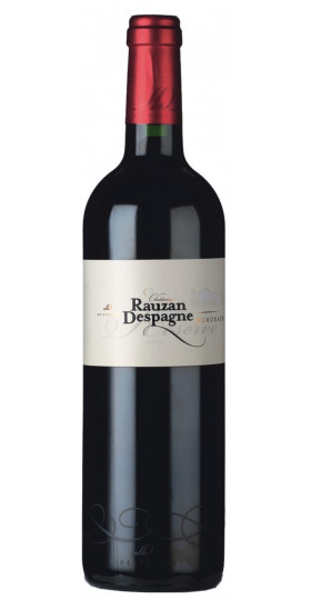 """Вино Chateau Rauzan Despagne, """"Reserve"""" Rouge, 2017, 0.75 л"""