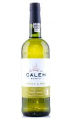 """Портвейн """"Calem"""" White & Dry Porto, 0.75 л"""