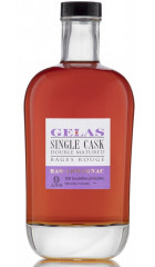"""Арманьяк Gelas, """"Single Cask"""" 9 Ans, 0.7 л"""