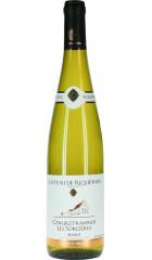 "Вино Dopff & Irion, Domaines du Chateu de Riquewihr, ""Les Sorcieres"" Gewurztraminer Semi-Sweet, Alsace AOC, 2015, 0.75 л"