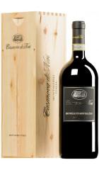 """Вино Casanova di Neri, Brunello di Montalcino """"Cerretalto"""" DOCG, 2013, wooden box, 1.5 л"""