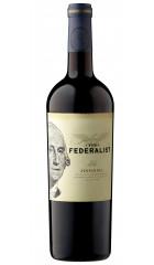"""Вино """"The Federalist"""" Zinfandel, 2017, 0.75 л"""