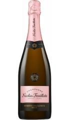 Шампанское Nicolas Feuillatte, Reserve Exclusive Rose Brut, 0.75 л