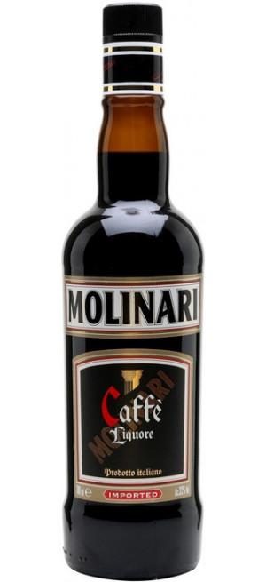 Ликер Molinari Caffe, 0.7 л